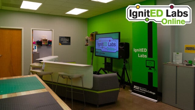 The IgnitED Labs 4th Space Online